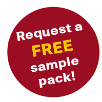 Sample Pack Button UK SMALL